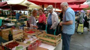 Ljubljana Farmers Market