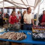 Split - fish market