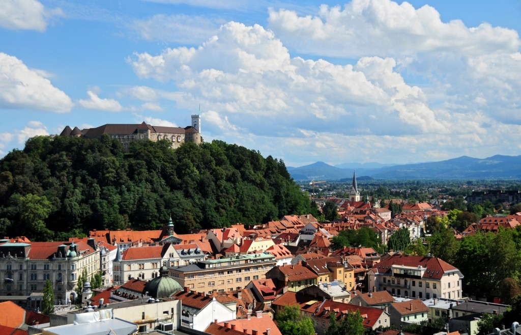 Ljubljana City & Food Tour