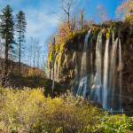 Plitvice Lakes autumn