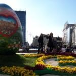Zagreb - main 'Ban Jelacic' square
