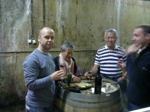 Istria wine-tasting