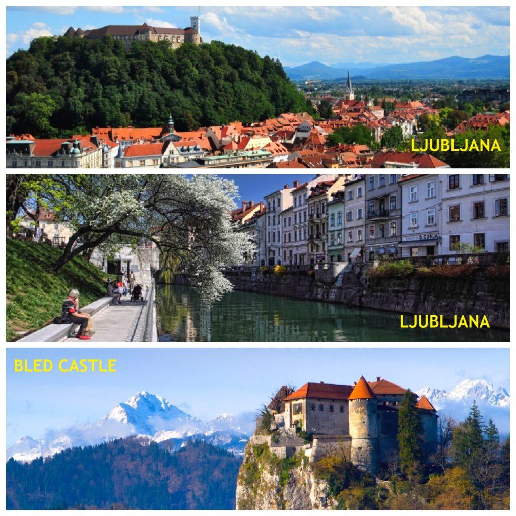 Ljubljana & Lake Bled Tour
