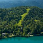 Lake Bled hills