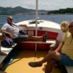 Paklinski islands boat trip