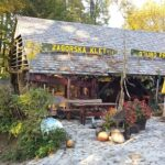 Trakoscan Castle Tour - Farm restaurant